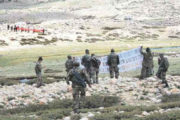 China Objects in Ladakh to Indian Border Events