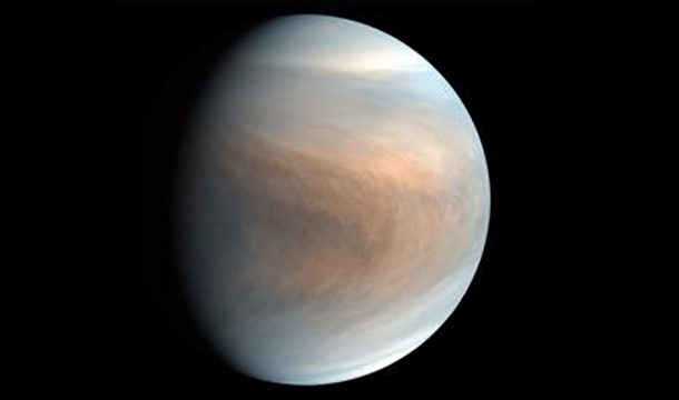 Discovery of the Gas Necessary for Life on the planet Venus