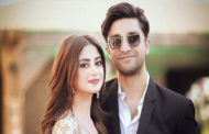 In a Lovable Birthday Wish, Sajal Ali Gets Excited Over Ahad Raza Mir