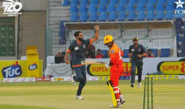 National T20 Cup: Balochistan Win Against Sindh by 2 Runs