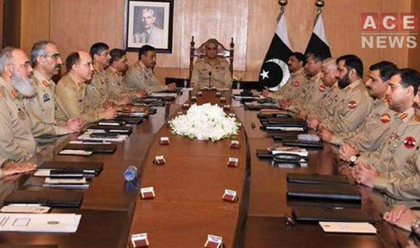 COAS Bajwa Directs Army's Full Support to National Effort Amid 2nd Wave of COVID-19