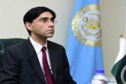 Kashmiris Hate India, India is Behind Terror Attacks in Pakistan: Moeed Yusuf