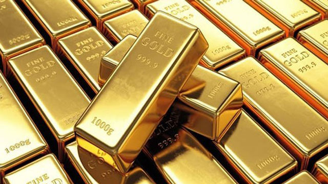 Gold sold in Pakistan at Rs109,200 Per Tola on December 2