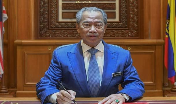 Malaysian PM Isolates After Minister Tested Positive for COVID-19