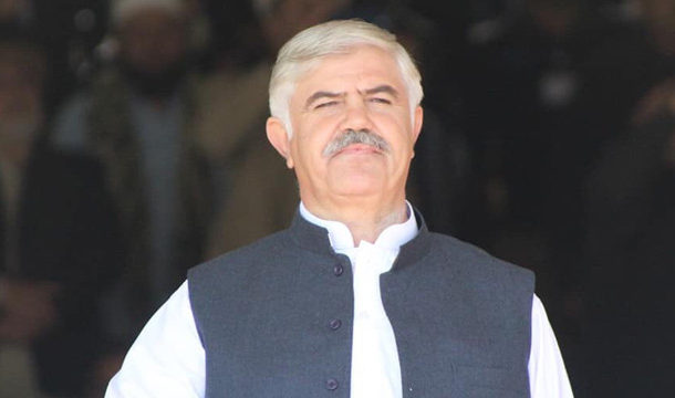 Power Projects & Peshawar Northern Bypass Approved by ECNEC: CM Mahmood Khan