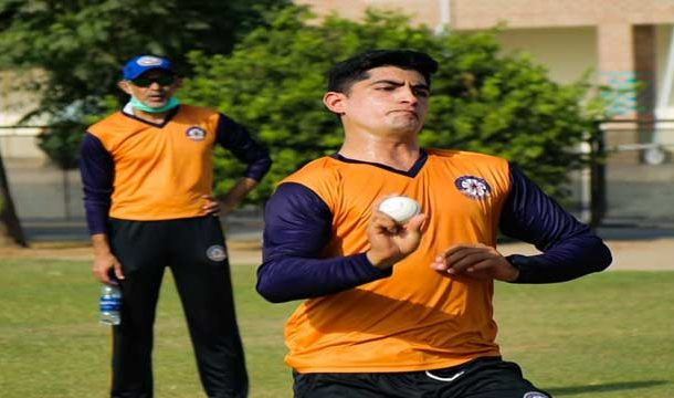 Naseem Shah Ruled Out of National T20 Cup Due to Groin Niggle