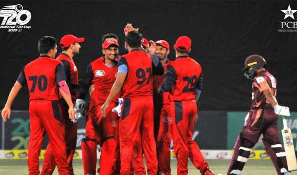 National T20 Cup: Northern Beats Southern Punjab by 5 Runs