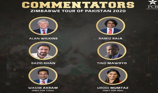 PCB Announced Commentary Panel for PAKvZIM Series