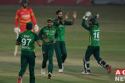 Pakistan Beats Zimbabwe by 26 Runs
