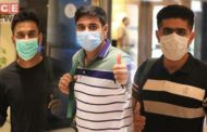 Pakistan Players Gathers in Lahore Ahead of Coronavirus Screening