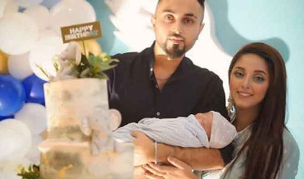 Sanam Chaudhry Blessed with the Baby Boy