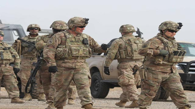 US Military Withdrawal from Afghanistan 2-6% Complete