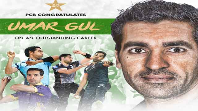 Umar Gul Announced Retirement from Professional Cricket