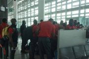 Zimbabwe Cricket Team Arrives in Islamabad