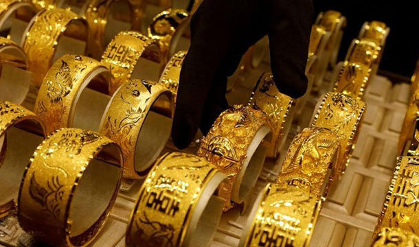 Gold Sold in Pakistan at Rs108,850 Per Tola on Dec 1