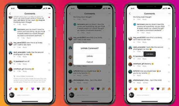 Instagram Launches New Anti Bullying Software