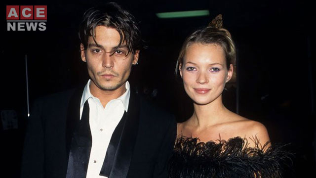 Johnny Depp Says it Was His Fault to Break with Kate Moss:' I Was So Dumb'