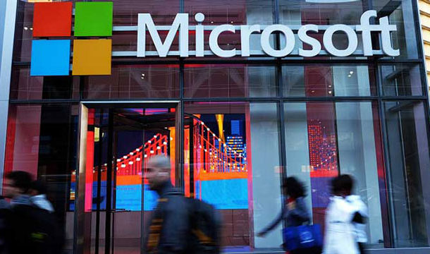 Microsoft May Permit Workers to Work Permanently From Home