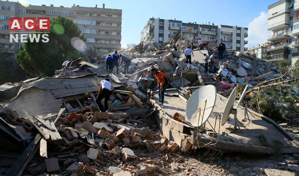 Death Toll from Turkey's Earthquake Surge to 24