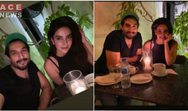 'The Karachiites are Better Hosts,' Bilal Ashraf Quips As He Takes Out Saba Qamar for Dinner