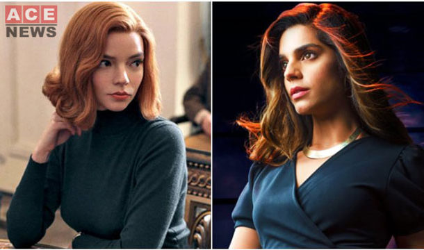 The Queen's Gambit' Sanam Saeed Draws Comparisons With Anya Taylor-Joy