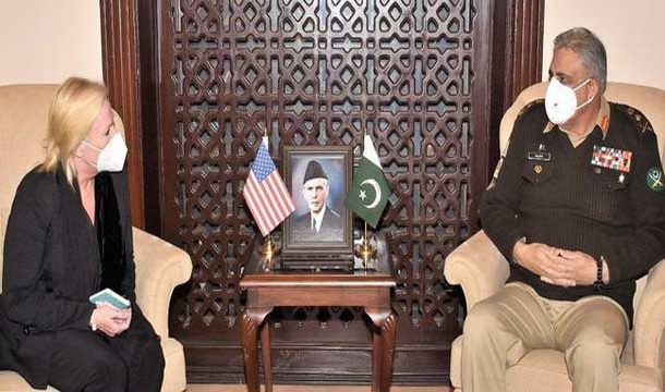 US Commended Pakistan's Role in Afghan Peace Process