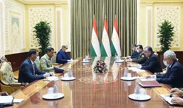 Tajikistan Acknowledges Sacrifices of Pakistan Armed Forces in Fight against Terrorism