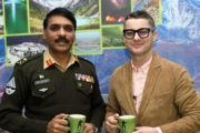 Akcent Congratulates the Former DG ISPR Asif Ghafoor by Once Again Roasting Abhinandan
