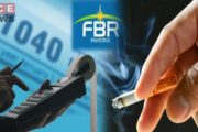FBR Proposed Rs.10 Health Tax on a Pack of Cigarettes