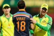 Australia Beat India by 66 Runs in 1st ODI at Sydney