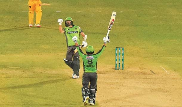 Lahore Qalandars Qualified for PSL Final First Time