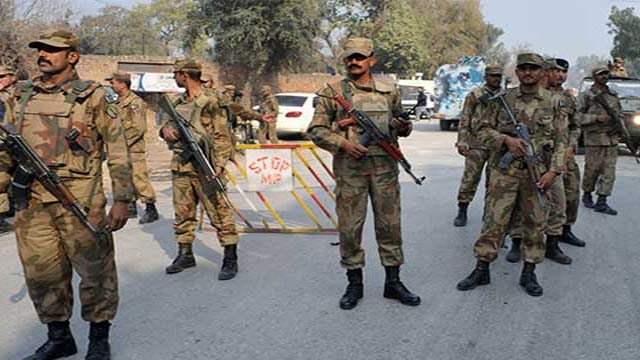 One Army Soldier Embraced Martyrdom 2 Sustained Injuries in a Terror Attack in Balochistan: ISPR
