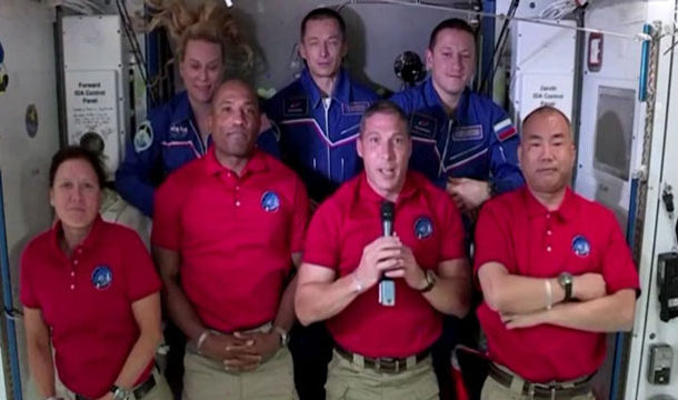 'SpaceX, This is Resilience': Four Astronauts Launch Their Six-Month Space Station Stay