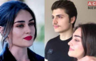 New post, Ertugrul Actress Esra Bilgic Looks Happy With Her Sweet Brother