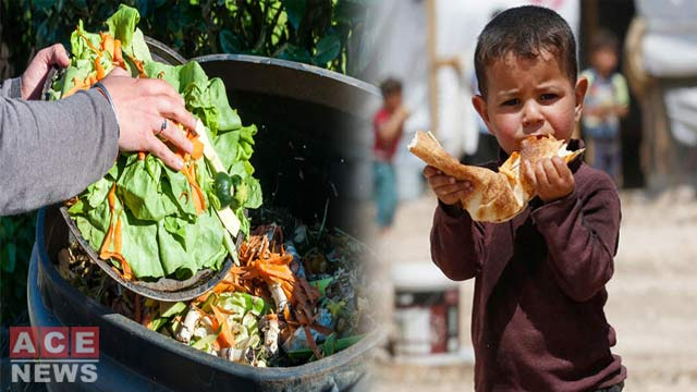 Food Waste and Hunger is on the Rise in Pakistan