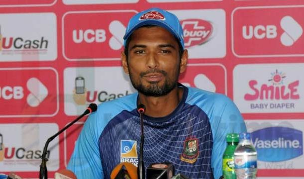 Mahmudullah to Miss PSL-5 Knock-Out Stage after Testing Contacting with COVID-19