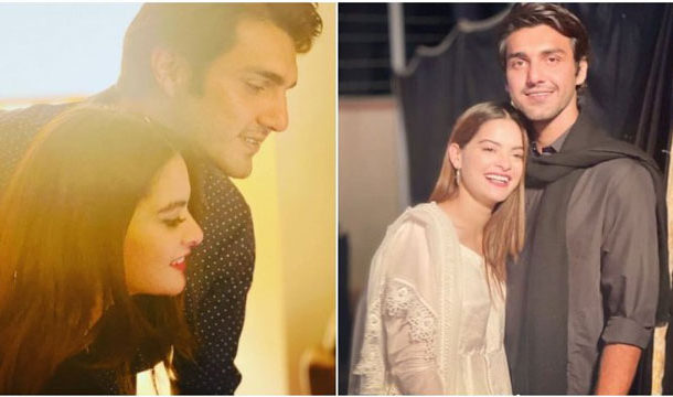Minal Khan and Ahsan Mohsin Ikram Make Instagram's Relationship Official