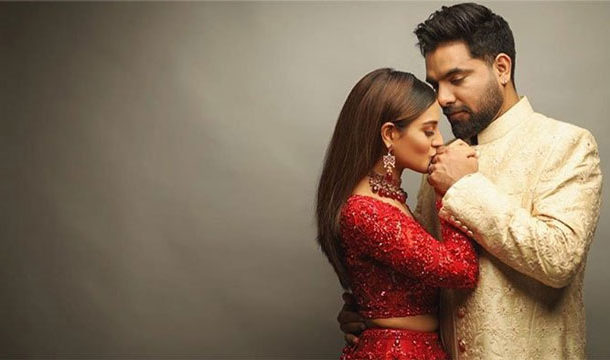 Yasir Hussain Writes Loving Note in Sweet Birthday Wish to Iqra Aziz