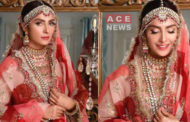 Ayeza Khan's Latest Bridal Avatar Images Stun Fans
