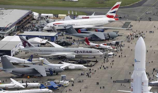2021 Edition of Paris Air Show Cancelled Amid 2nd Wave of Coronavirus