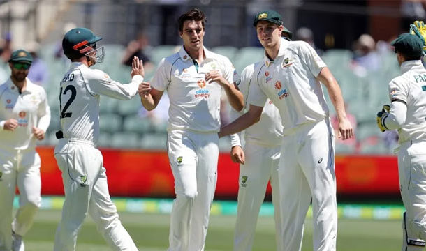 Aus vs Ind: India Dismissed for Lowest Test Score in History