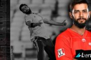 Imad Wasim Officially Joined Melbourne Renegades