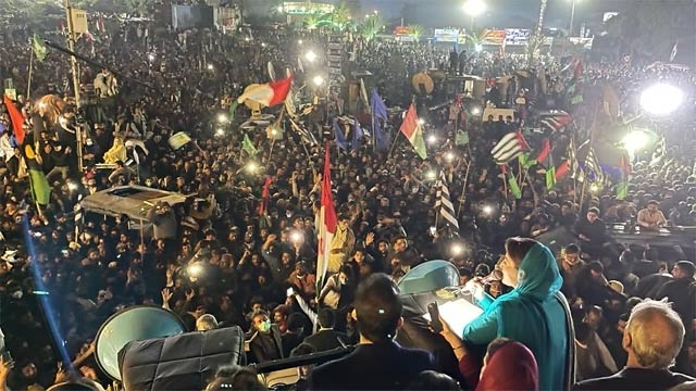 PDM to Hold Public Rally in Faisalabad on October 16
