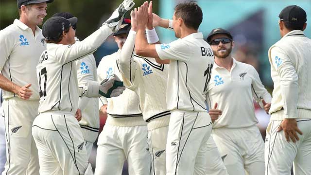 New Zealand Defeated England in 2nd Test to Win 2 Match Series