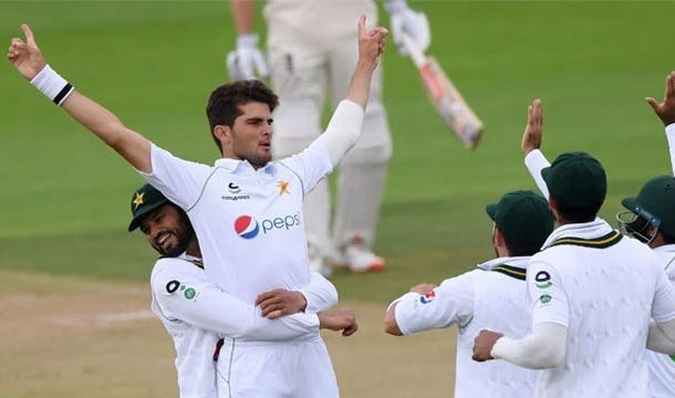 Pakistan Promoted in ICC Test Team Rankings