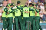 Pakistan to Face South Africa in Warm-Up Match Today