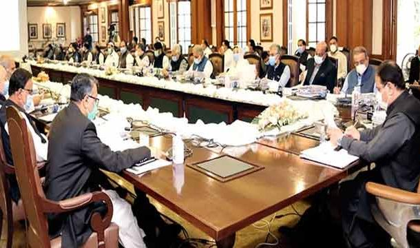 Federal Cabinet Approves New Anti-COVID-19 Tag Line