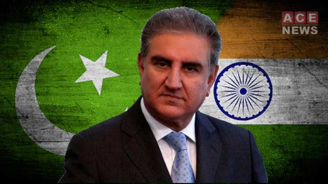 India is Playing a Role of a Spoiler in Afghanistan: FM Qureshi