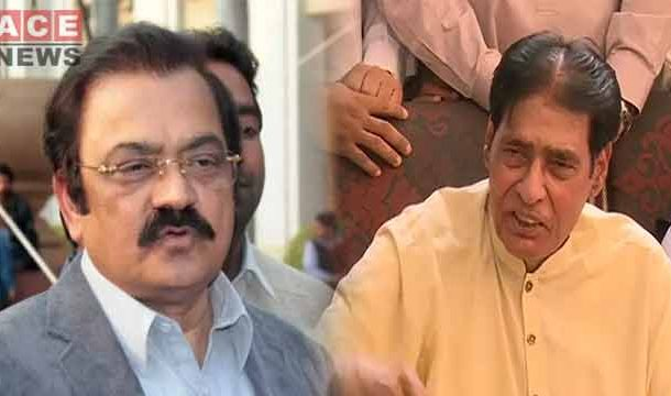 Rana Sanaullah is Playing on Both Sides of Fence: PML-N leader