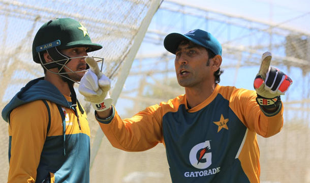 Younis Khan Teaches How to tackle New Zealand's Bowlers